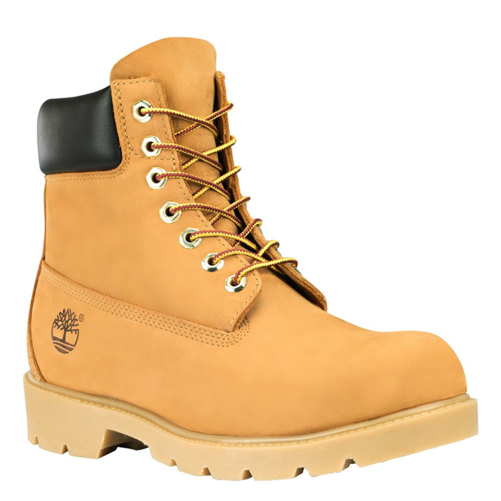 Shop Real Authentic Yellow Timberland Boots
