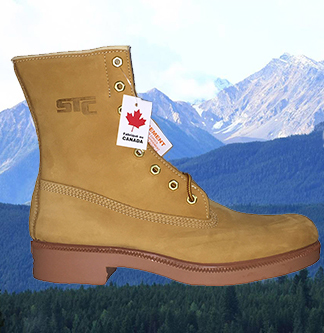 Meet the New #7701 Canadian Work Boots