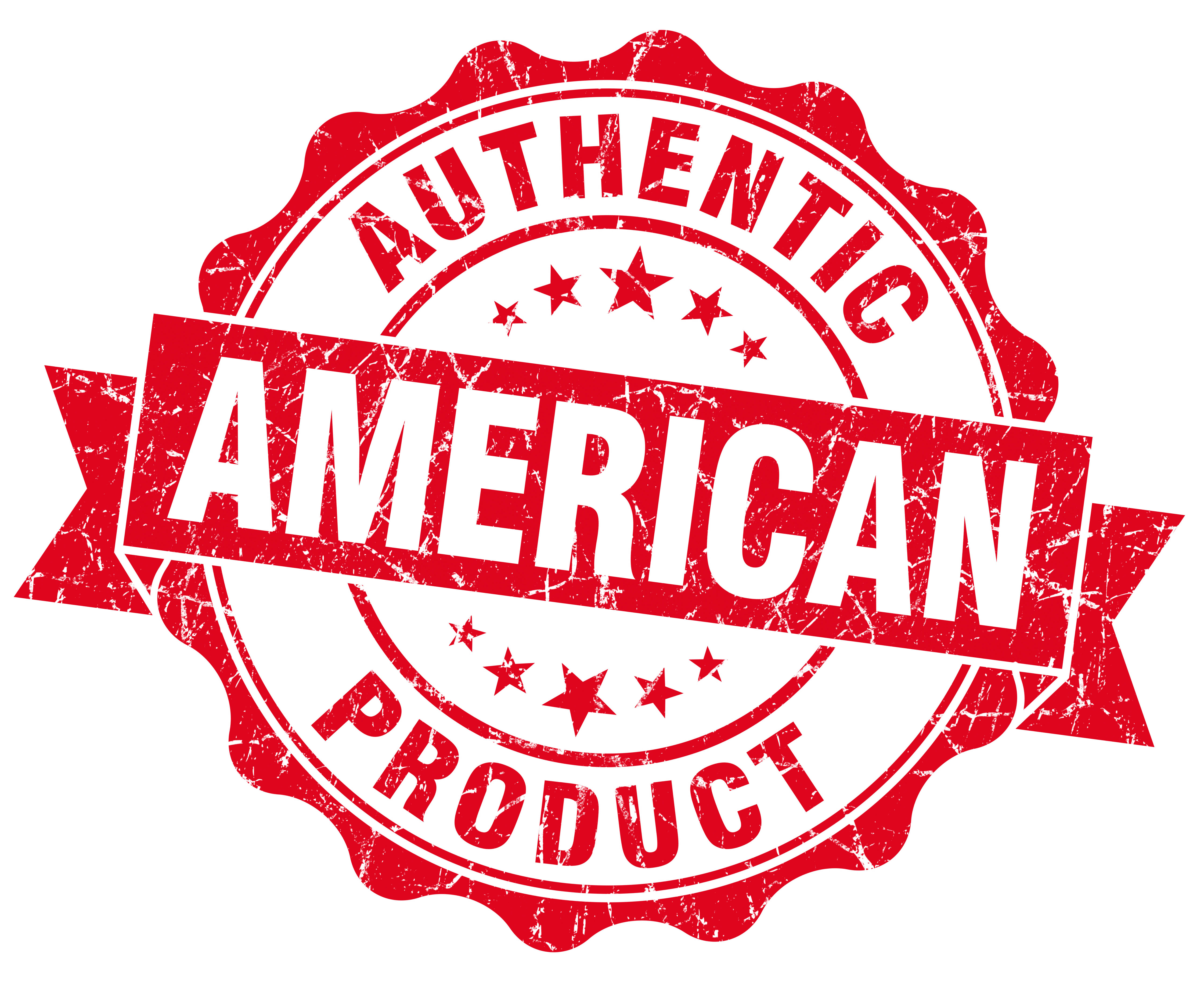 Be sure you are buying an Authentic American Made Product!