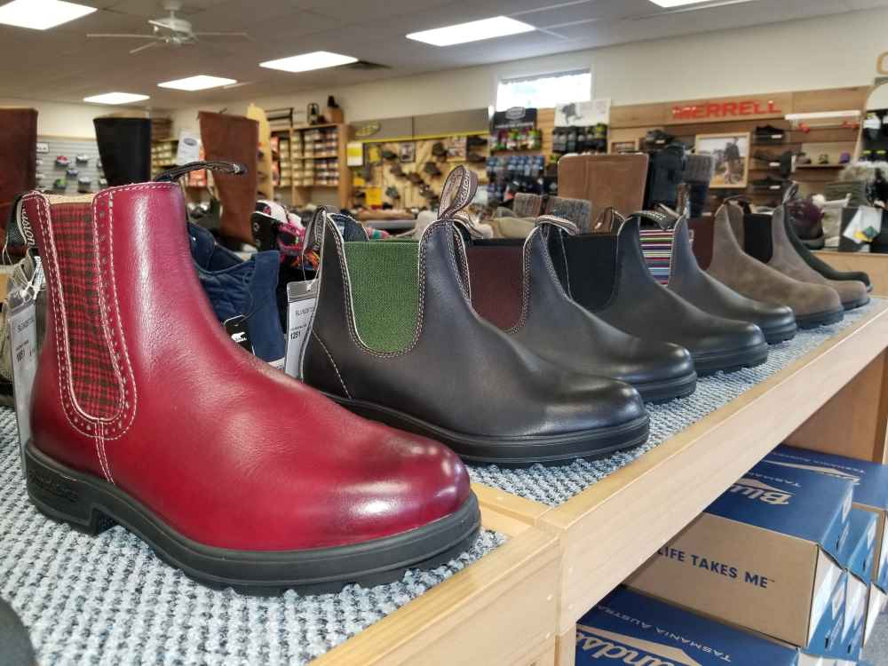 Shop for a variety of footwear styles at your local shoe store
