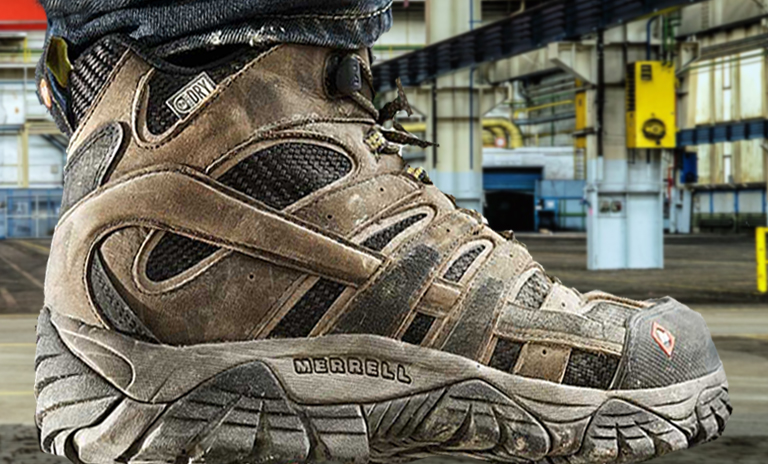 5a7cac82de Merrell Hikers Step Confidently Into the Workplace - Family Footwear ...