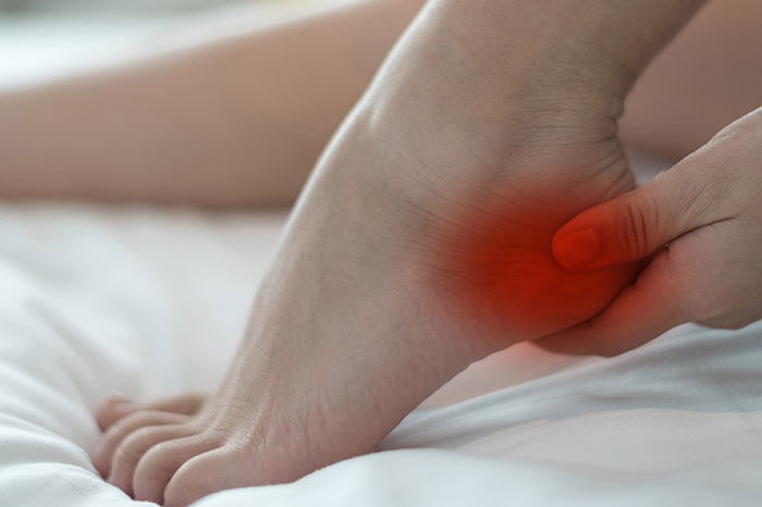 Morning Heel Pain is the First Sign of Plantar Fasciitis