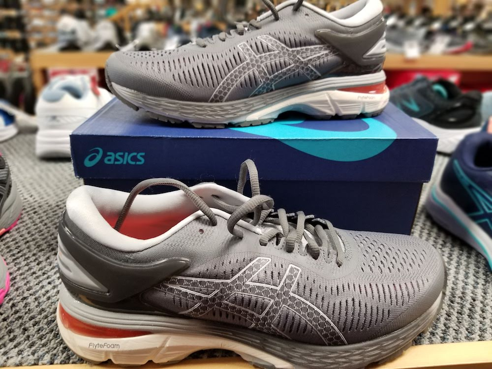 Asics are a favorite running shoe brand with runners and joggers