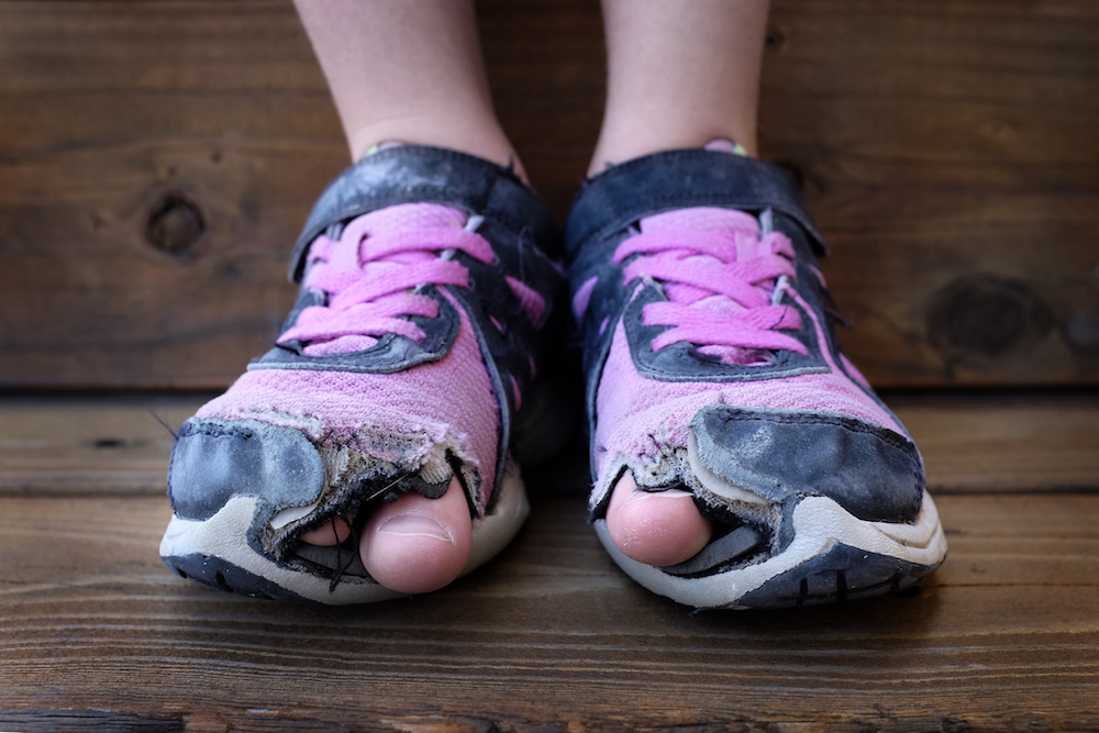 You Replace Your Running Shoes