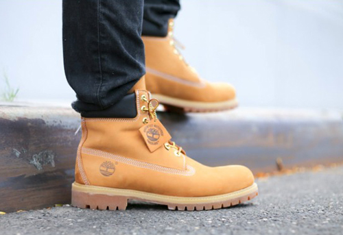 traidor capoc campeón  Timberland Original Gold Tims Boots - Beware of Fake Tims Boots - Family  Footwear Center
